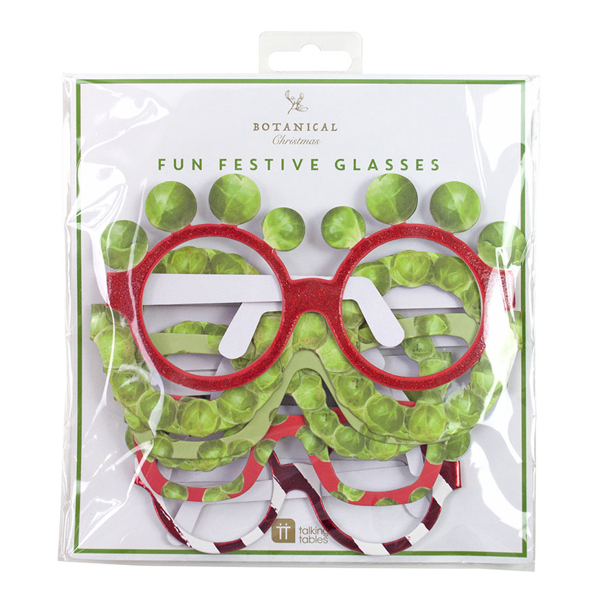 Cuckoos Nest Gifts Christmas Novelty Gifts Sprout Glasses