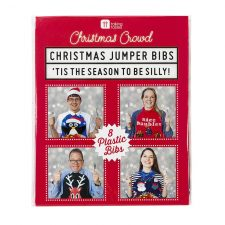 Cuckoos Nest Gifts Christmas Novelty Gifts Xmas Jumper Bibs