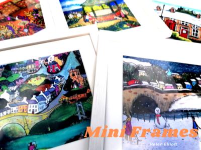 Helen Elliot Mini Frames
