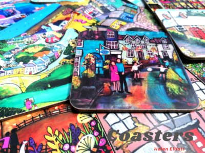 Helen Elliott Coasters
